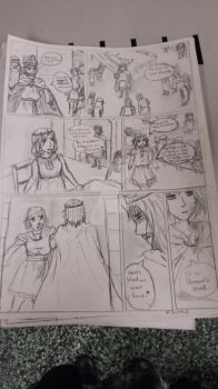 Macbeth Act 3 Scene 4 Page 1 by FrozenMarquessa
