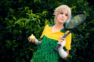 Prince of Tennis - already started by DinoCavallone