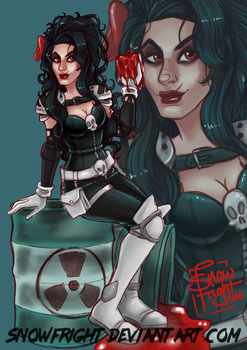 SnowFright: Toxic by SnowFright