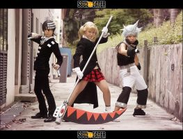 Soul Eater ::07 by Cvy