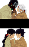 D.Gray-man: I and You by rinity