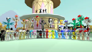 40 Ocs And I have done for time (1 year) by yoksaharat
