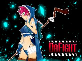 DaFight 2014 by SrGrafo