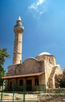 Moutallos Mosque, paphos by woody1981