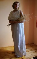 ancient greek - straw 1 by indeed-stock