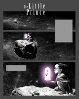 The Little Prince by ol-skratch