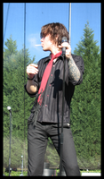 Ville Valo III by Caffeine-Free-Tacos