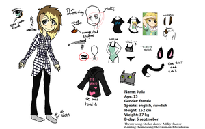 Julia new ref sheet UPDATEEEEEEEEEEEE by J0LIA