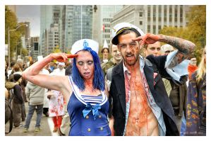 Sailor Zombies by Jack-Nobre