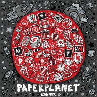 PaperPlanet PNGs by uxum