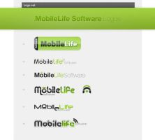 MobileLife Software logo by Kopessius