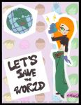 Let's Save the World by sonicelectronic