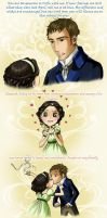 Pride and Prejudice by palnk