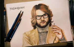 Yves Saint Laurent (Gaspard version) by Gutter1333