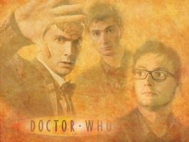 Doctor Who - David Tennant - by IBelongToTheDoctor