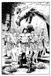 CONAN Road of Kings 9 by urban-barbarian