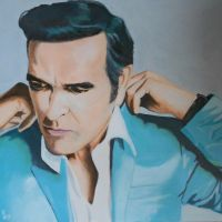 Morrissey - The Smiths by Bowiemaniac