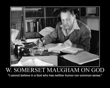 related quotations of the kite by w somerset maugham — w somerset maugham, (maugham, robin 1970), quoted in hastings 2010, p 39 religious views [ edit ] maugham was a nonbeliever , having stated that he remained agnostic to the questions concerning the existence of god.