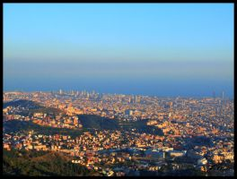 Barcelona by Bencho04