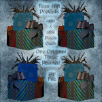 Present Precuts by WDWParksGal-Stock