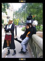 Soul Eater.-. Sooouuuul-kun by LiveDecadence