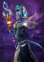 For The Alliance by Satelka