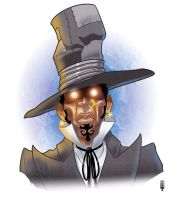 Mad Hatter... by LawrenceChristmas