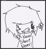Never Shout Never by simplysmile101
