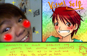 real life X visual self meme trololool xDDDD by etto-sama