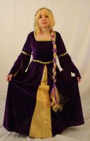 Medieval Maiden 6 by MajesticStock