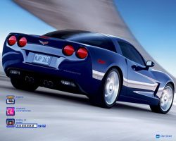 Corvette 2007 by shelbygt