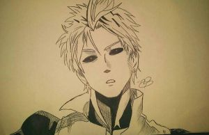 #241 Genos by MeowImAvery