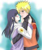 Naruhina by thewalkingpencil