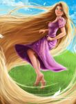 Rapunzel from Tangled by jennyshiii