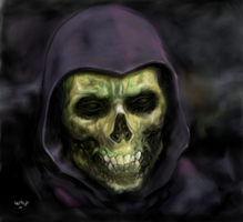 Skeletor by Laemeur
