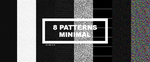 8 Minimal Patterns by Akkanee