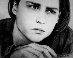 Johnny Depp by RutePascoal