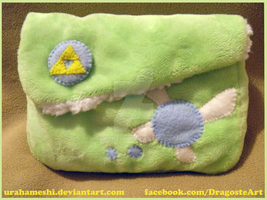 Zelda 3DS XL Pouch Version 2 by UraHameshi