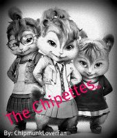 The Chipettes by Chipmunksbiggestfan