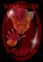 TLIID Wes Craven Tribute - Mxyzptlk in Wishmaster by Nick-Perks
