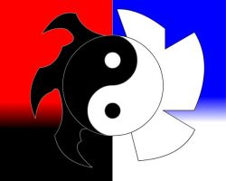 Light Yin and Darkness Yang by Fire-Z