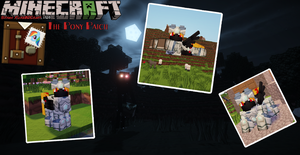 Sphax PureBDCraft The Pony Patch Project:Diamond by Destro-the-Dragon
