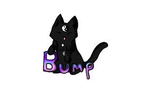 CS Bump Sign by SoulCats