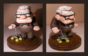 Carl Fredrickson by greendesire