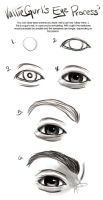 Eye Step-by-Step by Valliegurl
