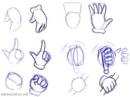 Tutorial: Hands by o0NeonCola0o