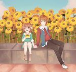 [Contest entry] Happy summer by hito-chan19