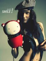 Just smile. by prdx-design