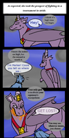 CM Rd1: Starshots- Pg1 by SnowTheWolf