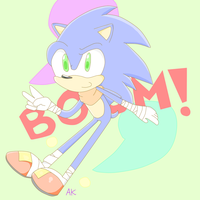 Sonic Boom by FantasticDreamz